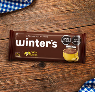 Winter's - Chocolate para taza