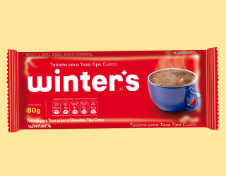 Winter's - Tableta para taza