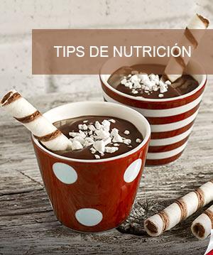 Winter's - nutrición